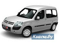 Детали кузова,оптика,радиаторы,CITROEN BERLINGO,2002 - 2007