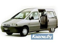 Детали кузова,оптика,радиаторы,CITROEN JUMPY,1995 - 2006