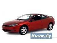 Детали кузова,оптика,радиаторы,FORD MERCURY COUGAR. 1999 -