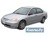 Детали кузова,оптика,радиаторы,HONDA CIVIC,2001 - 2005