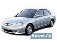 Детали кузова,оптика,радиаторы,HONDA CIVIC,2004 - 2005