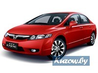 Детали кузова,оптика,радиаторы,HONDA CIVIC,2006 - 2011