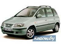 Детали кузова,оптика,радиаторы,HYUNDAI MATRIX,2001 - 2002