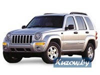 Детали кузова,оптика,радиаторы,JEEP CHEROKEE-LIBERTY,2002 - 2004