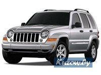 Детали кузова,оптика,радиаторы,JEEP CHEROKEE-LIBERTY,2005 - 2007