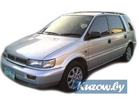 Детали кузова,оптика,радиаторы,MITSUBISHI SPACE WAGON,1991 - 1995